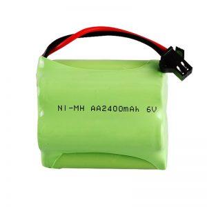 НиМХ пуњива батерија АА2400 6В