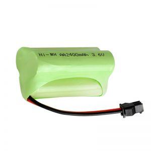 НиМХ пуњива батерија АА2400 3.6В