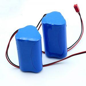Пуњива литијум-јонска 3С1П 18650 литијум-јонска батерија од 10,8 в 2250мах за медицински уређај