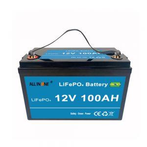 12В дуготрајна ЛиФеПО4 4С33П пуњива литијум-јонска меморија 12В 200Ах литијум-јонска батерија 32700 ЛиФеПО4 батерија