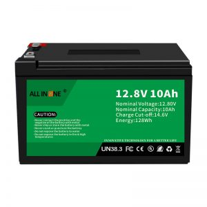 Замена литијум -јонске батерије 12,8 В 10Ах ЛиФеПО4 оловне киселине 12В 10Ах