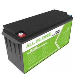 Литијумска батерија великог капацитета 12,8 в 150ах за кућно соларно складиште