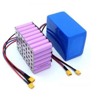 Фабричка цена 18650 Батерија ћелија велике снаге 12В пуњива ли-јонска литијумска батерија на продају