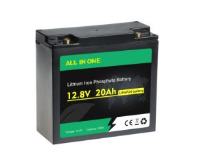 Пуњива литијум -јонска батерија за дубоки циклус Лифепо4 12В 20АХ ОЕМ