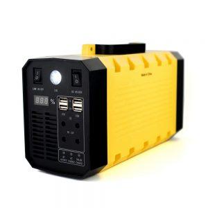 12в 30ах инвертерска батерија 500в преносна електрана