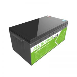 Пуњива 12,8в 400ах Лифепо4 литијум-јонска батерија за дубоки циклус великог капацитета
