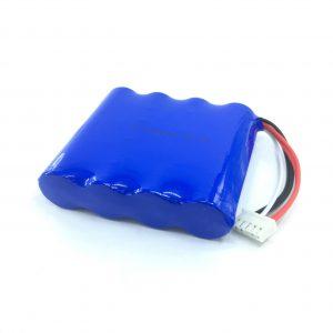Пуњива 14,8 В 2200 мАх 18650 Литијум-јонска литијумска батерија за паметни усисивач