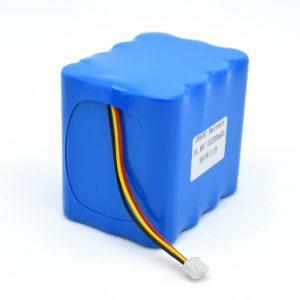 Електронски уређаји 18650 4С4П 10200мах 16,8в БМС