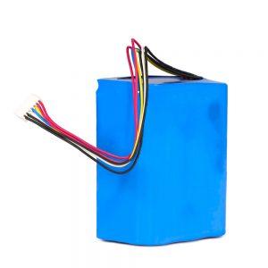 Специјално се користи за медицинске уређаје и инструменте 18650 ћелија од 3500мах батерија од 7,2 в10,5ах