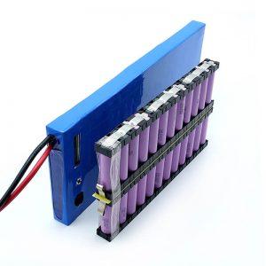 Све у једном велепродаја 12С2П 18650 ли -јонска батерија 44,4В 6Ах за електрични скатебоард