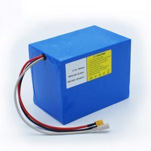 Литијумска батерија 18650 48В 20.8АХ за електричне бицикле и комплет за бицикле