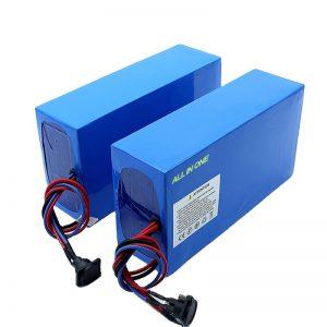 АЛЛ ИН ОНЕ ћелије 13С7П 18650 48в 20,3ах електрична батерија за бицикл