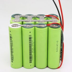 Велепродајна прилагођена 18650 литијумска 4с3п водоотпорна ПЦБ плоча са дубоким циклусом батерија 12в 10АХ за електрични алат
