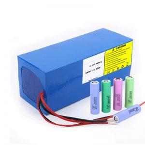 Литијумска батерија 18650 72В 20Ах Ниска брзина самопуштења 18650 литијумска батерија 72в 20ах за електричне мотоцикле