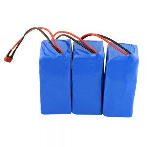 18В 4.4Ах пуњива, прилагођена 5С2П литијум-јонска батерија за електричне алате