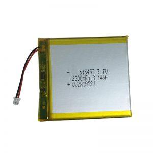 3.7В 2200мАх полимерне литијумске батерије за паметне кућне уређаје