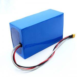 Литијумска пуњива 36В 10Ах Ли -он 18650 електрична батерија за скејтборд