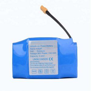 Најпродаванија литијумска батерија за ховербоард 36в 4400мах 10с2п