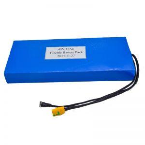 Велепродајна литијумска батерија од 15 Ах 48В за електрични скутер