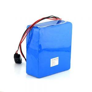 48В 15Ах 20Ах пуњива литијум-јонска батерија 48-волтна електрична батерија за скутер