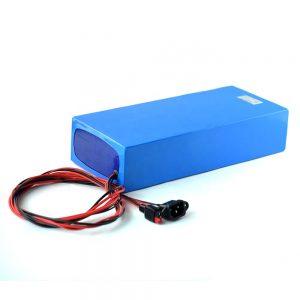 Литијумска батерија 48в 20ах за електрични скутер 48в 1000в електрична батерија за бицикл