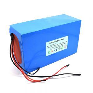 Литијумска батерија од 48 в / 20ах за електрични скутер