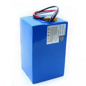 Фабричко снабдевање висококвалитетном лифепо4 батеријом 48в 40ах за електрични бицикл