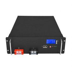 Литијум -јонска батерија високе енергије 48В 50Ах ЛиФеПО4 за системе за складиштење соларне енергије