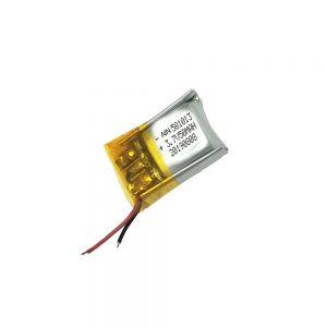 Квалитетна литијум-полимерна батерија 3.7В 50мАх 581013 батерија