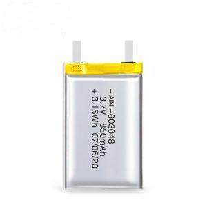 ЛиПО пуњива батерија 603048 3.7В 850мАх / 3.7В 1700мАХ / 7.4В 850мАХ