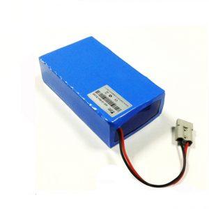 Литијум-јонска батерија садржи 60в 12ах електричну скутер батерију