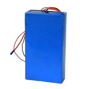 Пуњива 60в 12ах литијумска батерија за електрични скутер