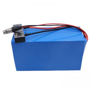 Прилагођена литијумска батерија 60В 20Ах батерија за електрични мотоцикл