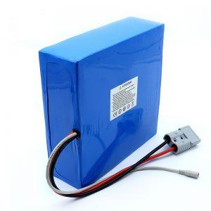 Литијумска батерија за електрични скутер од 60 волти 30Ах и 50Ах