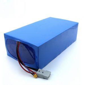 Врућа продаја 2020. Високо квалитетна литијум-јонска батерија 60в 30ах супер пуњива у пакету са ЕУ