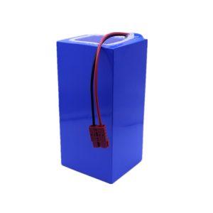 Литијум-јонска батерија 60в 40ах литијумска батерија 18650-2500мах 16С16П за електрични скутер / е-бицикл