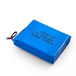 Прилагођена 3.7В 2450 2600 3900 4000 4500 4700 5000 6000 9000Мах полимерна Липо батерија