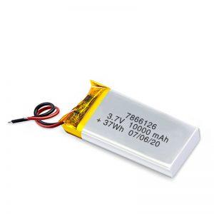 ЛиПО пуњива батерија 7866120 3.7В 10000мАх / 3.7В 20000мАХ / 7.4В 10000мАх