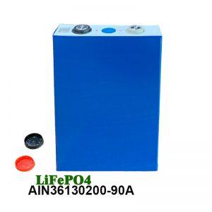 ЛиФеПО4 Призматична батерија 3.2В 90АХ лифепо4 пуњива батерија за аутомобиле електрични алати електрична инвалидска колица