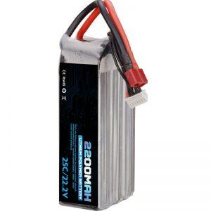 литијум-полимер батерија вруће продаје 22000 мах 6с липо