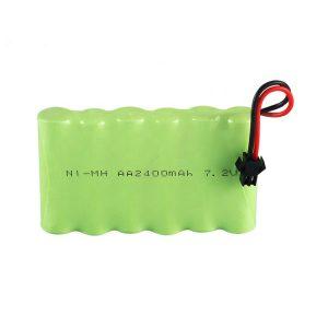 НиМХ пуњива батерија АА 2400мАх 7.2В