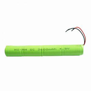 НиМХ пуњива батерија СЦ 3600мАХ 4.8В