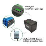 Основни параметри литијумске батерије
