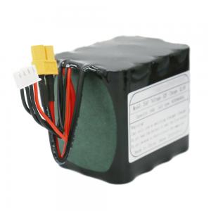 Пуњива 18650 батерија 3С4П Ли-ион батерија 11,1В 10Ах за соларну лед лампу