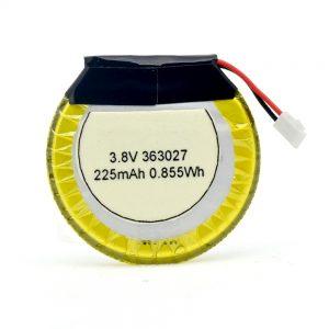 ЛиПО батерија 363027 3.7В 225мАХ
